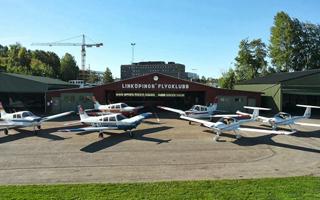 Våra flygplan