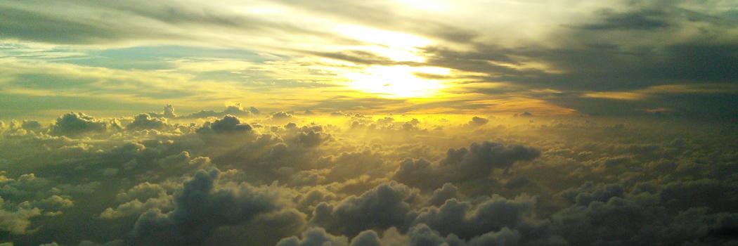 Kom ovanför molnen, boka din provlektion redan idag!